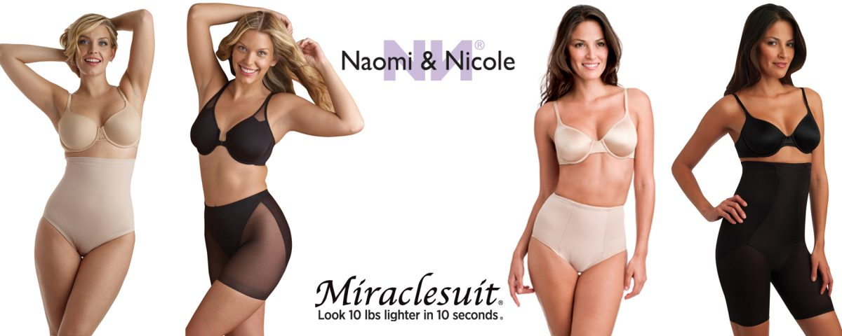 The Best Shapewear – MiracleSuit and Naomi & Nicole
