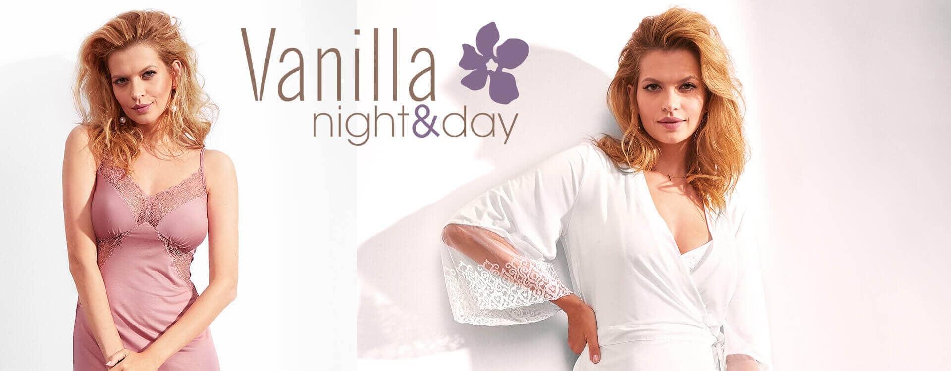 Vanilla night&day
